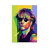 Jon Bon Jovi Sänger Kunst Poster Dekorative Malerei