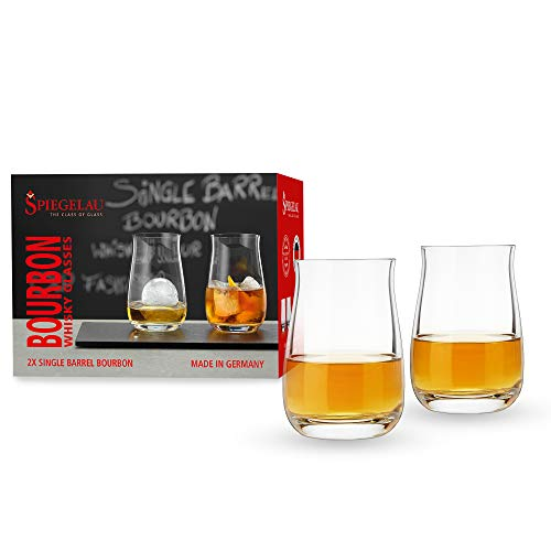 Spiegelau & Nachtmann, 2-teiliges Single Barrel Bourbon Whiskyglas-Set, Special Glasses, 4460166