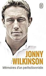 Mémoires d'un perfectionniste de Jonny Wilkinson