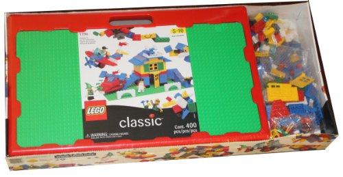 Lego Classic Building Table Set 400 Pieces # 1194
