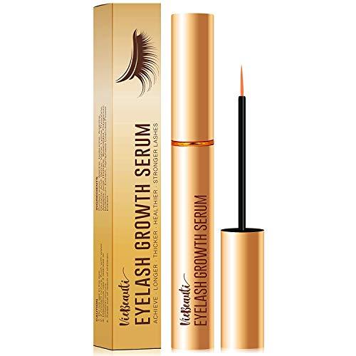 Eyelash Growth Serum and Eyebrow Enhancer by VieBeauti, Lash boost Serum...
