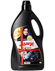 Persil Abaya Wash Shampoo - Classic (4 Litres), Abaya Liquid Detergent for Black Colour Protection, Long-lasting Fragrance and Dirt Removal