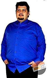 Mode XlBüyük Beden Erkek Klasik Uzun Kollu Gömlek