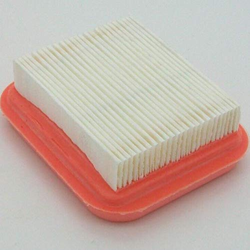Tool Parts AIR FILTER PAPER FOR EMAK OLEO-MAC EFCO & MORE POLE SAWS CHAINSAW TRIMMERS CLEARNER ELEMENT REPL. 61170016R - (Specification: 1 X AIR FILTER)