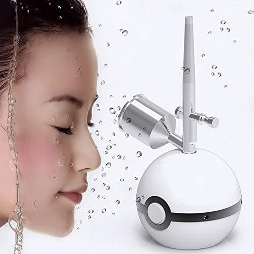 LK-HOME Kleine Bubble Beauty Instrument, Gezicht Hydraterende Hoge Druk Spuitbus Sauna Spa Beauty Equipment, Draagbare Nano Water Zuurstof Injectie Meter Gezichtshydraterende Schoonheid