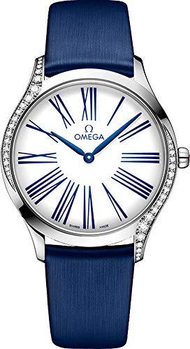 Omega De Ville Tresor cuarzo 36mm señoras reloj