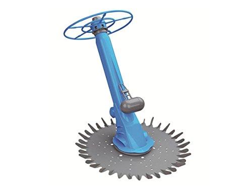 habitatetjardin Robot Limpiador hidráulico para Piscina Clean Up - Fondo y Paredes