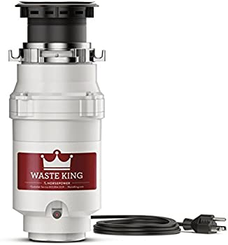 Waste King 1/3 HP Continuous Feed Garbage Disposal