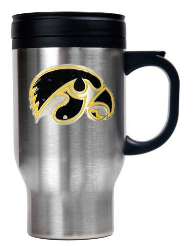 Iowa Hawkeyes NCAA Rocks Glass And Shot Glass Set