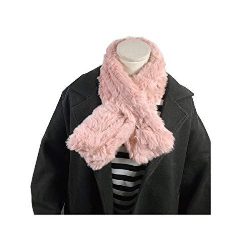 GFBVC Bufanda De Invierno Estudiante Peluche cálido Babero Mujer Invierno Cruz Collar Bufanda decoración Salvaje Invierno Bufanda Bufanda Bufanda Chal Cuello Caliente Calor Calentar