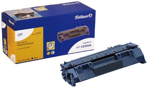Pelikan 4207159 - Tóner HP Laserjet P2035 - CE505A - 05A - Negro