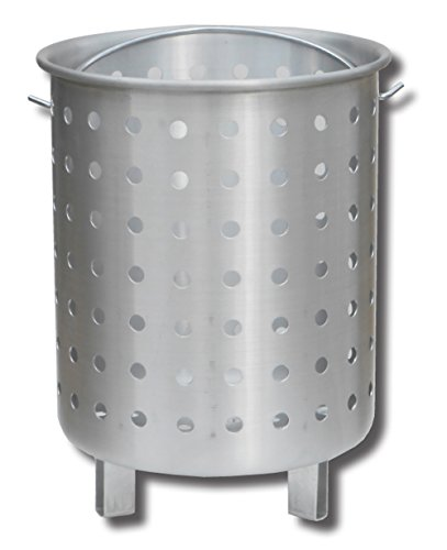King Kooker 30 FB-Beiner Aluminium Korb, 30 Quart