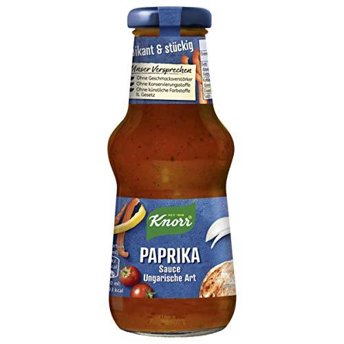 Knorr Knorr Paprika Sauce ungarische Art, 250 ml