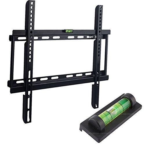 Wandhalterung TV Neigbar, Wandhalterung TV Universal-AC i. für Fernseher von 26–55Zoll/Flachbildschirme LED LCD Plasma oleds TFT gewölbt System D inclination-charge maximal 55kg-vesa400x 400mm