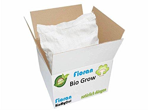 Fioran® Bio Grow 5KG Bodenaktivator mit Mykorrhiza organischer Bio-Vegan Dünger Langzeitwirkung (5)