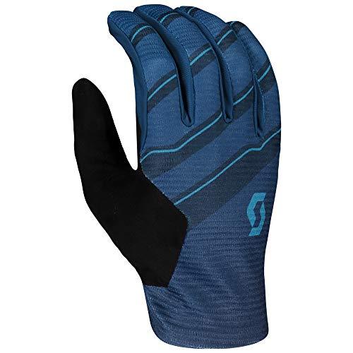 Scott Ridance Fahrrad Handschuhe lang Atlantic blau 2021: Größe: M (9)