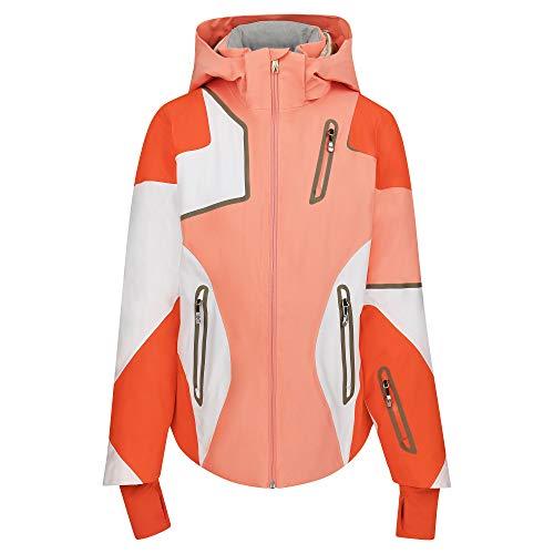 Spyder Damen Skijacke Women Skianorak (10) mit Schneefang und Kapuze