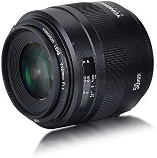 YONGNUO YN50mm F1.4 単焦点レンズ キャノン EFマウント フルサイズ対応 標準レンズ