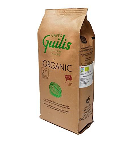 Alta qualità chicchi di caffè organici torrefazione naturale. Espresso, Caffè 100% Arabica coltivato con agricoltura biologica e rigoroso processo, 100% Arabica caffè. Grande aroma-1 kg