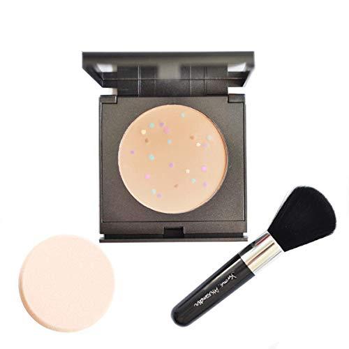 Magic Minerals by Jerome Alexander Mineral Powder Foundation with Color Correctors, Antioxidant Skincare Formula (Medium Shade)