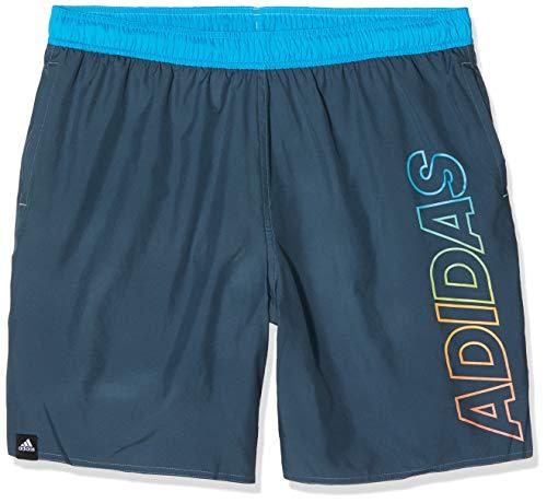 adidas Herren Lineage CLX Badeshorts, Legacy Blue, 8