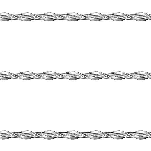 Orig. Ruberstein® Spiralanker 6 mm – 3 Stck x 1m Stange zur Risssanierung im Mauerwerk