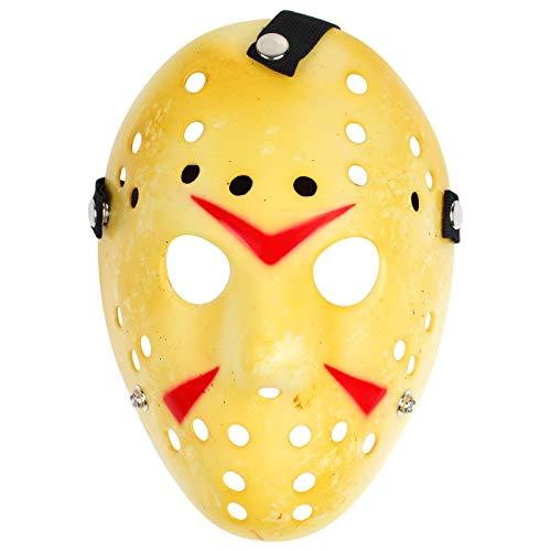 1 PCS Cosplay Costume Masque Halloween Party Cool Masque Masque Festival De Hockey
