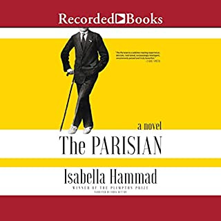 The Parisian audiobook cover art