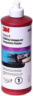 3M 39060 Perfect-It Rubbing Compound - 16 oz.