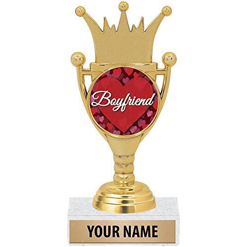 Crown Awards Personalized Boyfriend Gifts
