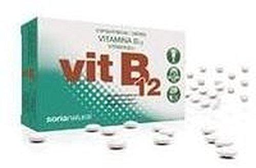 Retard Vitamina B12 48 comprimidos de Soria Natural