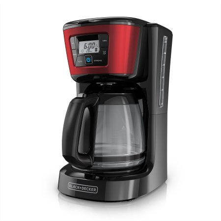 BLACK+DECKER 12-Cup Programmable Coffee Maker