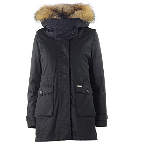 Woolrich WWCPS2685 Eskimo Frau Schwarz XS