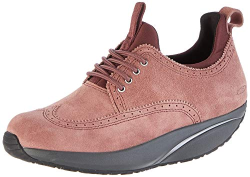 MBT Pate W, Zapatos de Cordones Oxford Mujer, Morado (Mauve Pink 1323s),...