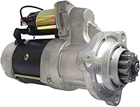 DB Electrical SDR0284 Starter For Volvo ACL42 ACL64 VNL VT Series 94 95 96 97 98 99 00 01 02 03 04 05 06 07 / Caterpillar 3176, Cummins ISX / 10461777, 19011516, 8200319, 8200627