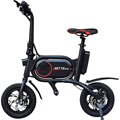Patinete eléctrico Trotty Bike (250 W, 24 km/h, máx. 20 km, batería...