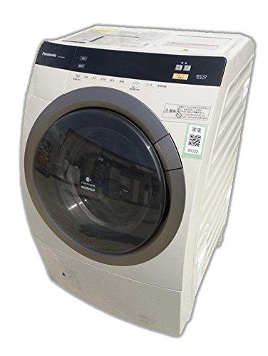 パナソニック 9.0kg ドラム式洗濯乾燥機【左開き】(ノーブルシャンパン)パナソニック ECO NAVI WジェットDancing NA-VR5600L-N