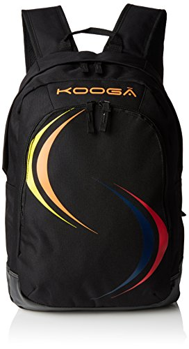 Kooga Essential Zaino, Ragazzi, Essential, Black/Multi-Colour