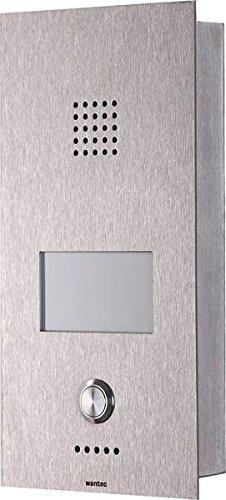WANTEC Monolith C GSM 1T Mobilfunk-Türsprechstelle mit
