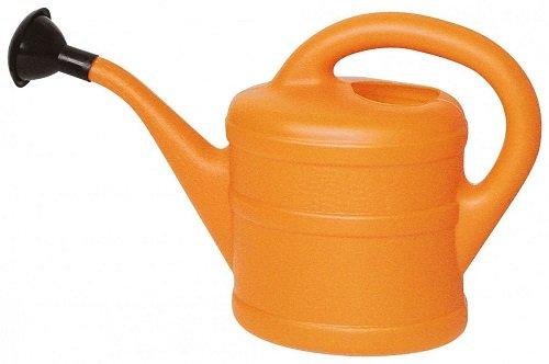 Geli Kunststoff-Gießkanne 1 L, Orange, 70200132