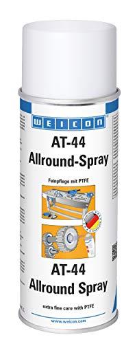 WEICON AT-44 Allround-Spray 400ml ist ein Hochleistungsschmieröl mit PTFE