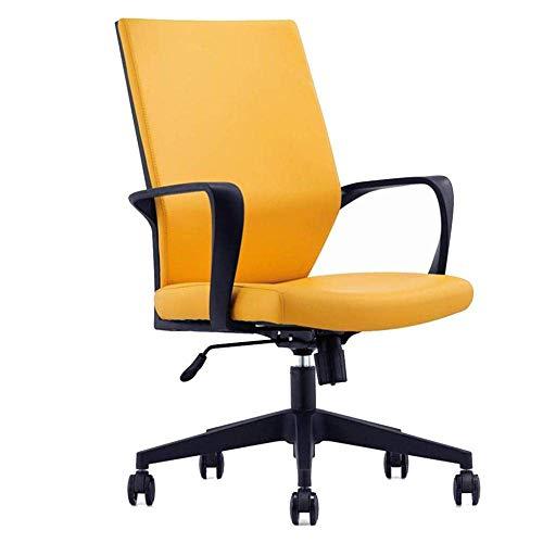 NBVCX Möbel Dekoration Stühle Bürostuhl Arbeitsstuhl Ergonomischer Bürocomputerstuhl Drehstuhl Armlehnen Bürostuhl