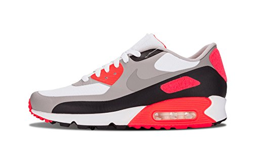 Nike Mens Air Max 90 Infrared Patch SP White Infrared Trainer Size 6.5 UK