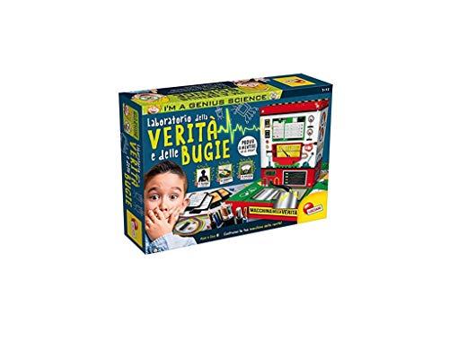 Lisciani Giochi- I'm A Genius Laboratorio della Verita' E delle Bugie Gioco Educativo, Multicolore, 83886