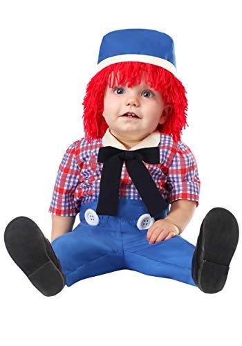 Infant Boys Rag Doll Costume