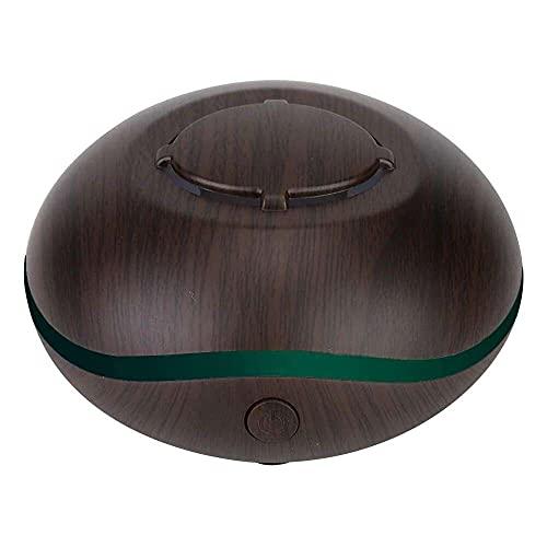 YuKeShop Mini diffuseur d'huiles essentielles USB coloré - Purificateur d'air pour bureau, voiture, chambre à coucher, maison, yoga, bureau, spa, voyage