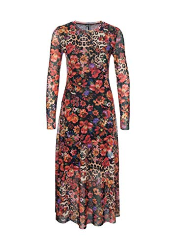 FROGBOX Kleid - Dress - Blumen - Flower - Leo - bunt - froginlove - 898778 (40)