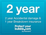 Protect your bubble.com by Assurant 2 year Accidental Damage & 1 year Breakdown insurance for a PORTABLE AUDIO product purchased from £30 to £39.99