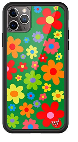 Wildflower Limited Edition Cases Compatible with iPhone 11 Pro Max (Bloom)