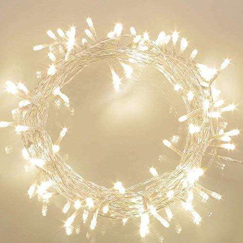 Fuerte cadena de luz regular 2 x 100 LED